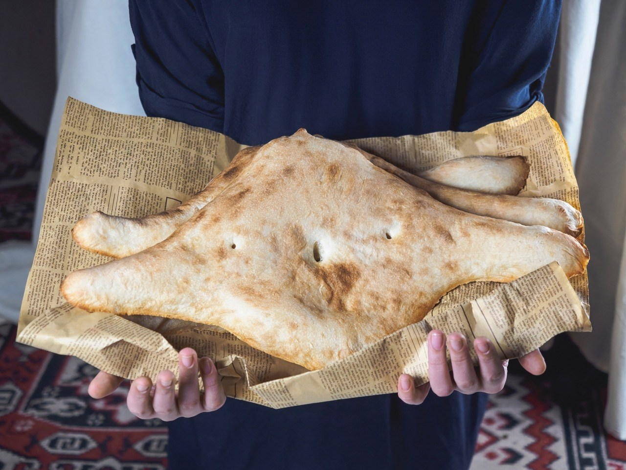 Top Things To Do In Tbilisi, Georgia - Make Bread