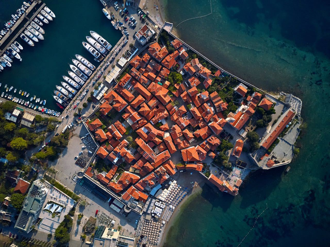 Budva, Montenegro Travel Blog