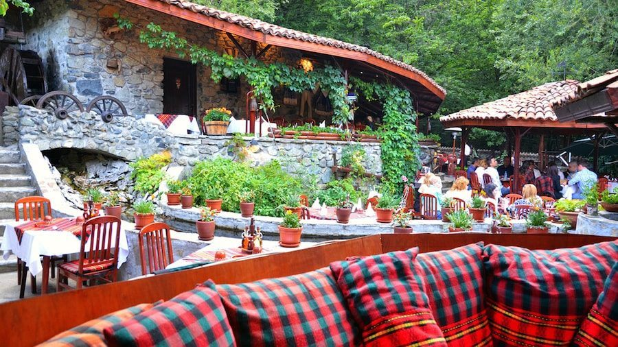 Bulgaria Travel Blog_Things to do in Sofia Bulgaria_Vodenitsata Restaurant