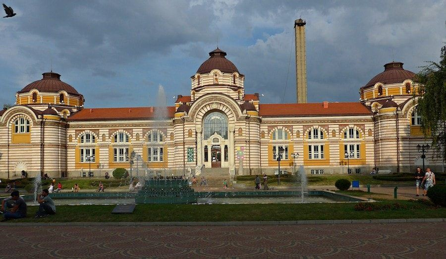 Bulgaria Travel Blog_Things to do in Sofia_Central Mineral Baths