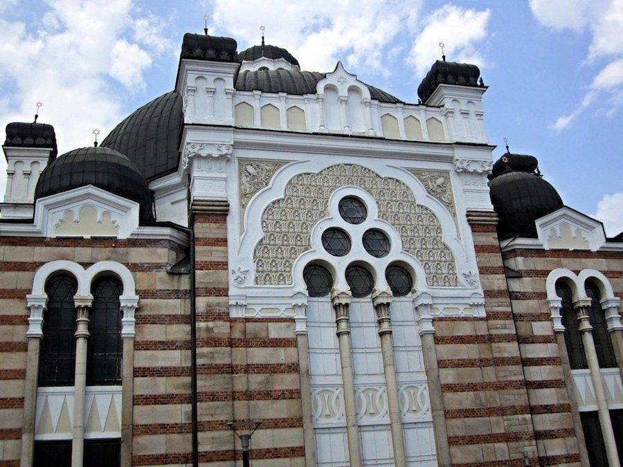 Bulgaria Travel Blog_Things to do in Sofia_Sofia Synagogue