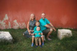Begonja Family. Mate, Sj, Roko, Vladimir - Family Photo Shot6
