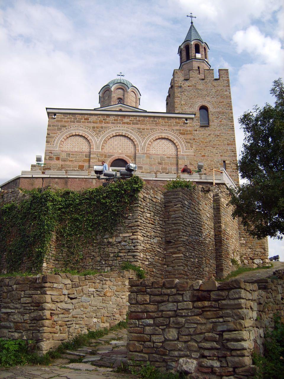 Best Things To Do In Veliko Tarnovo - Bulgaria Travel Blog - Patriarshia Church