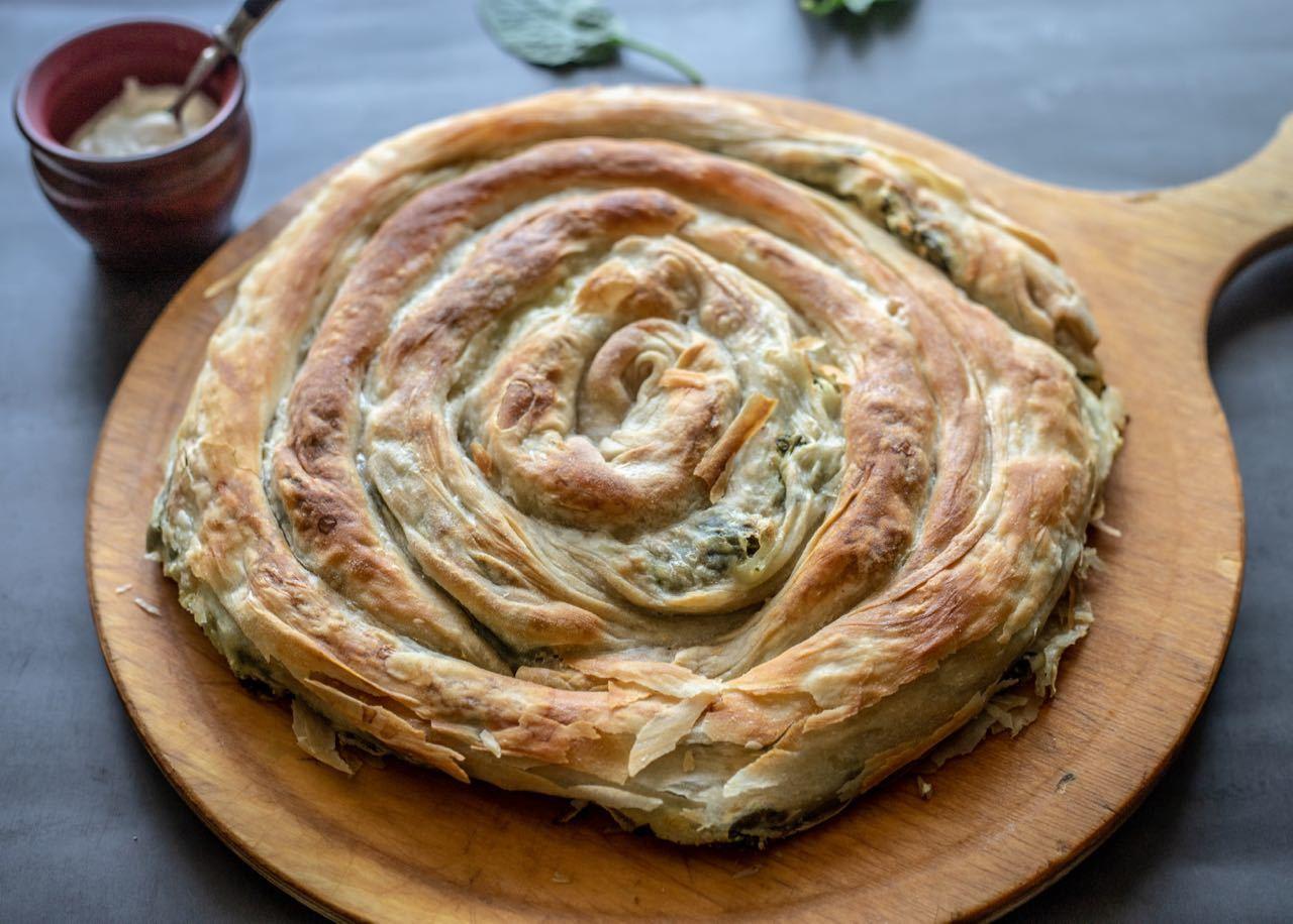 How To Make Pita Zeljanica Recipe 23