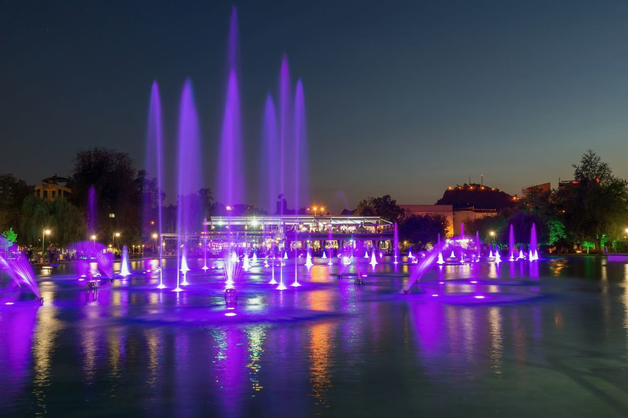 Things To Do In Plovdiv, Bulgaria - Fountains