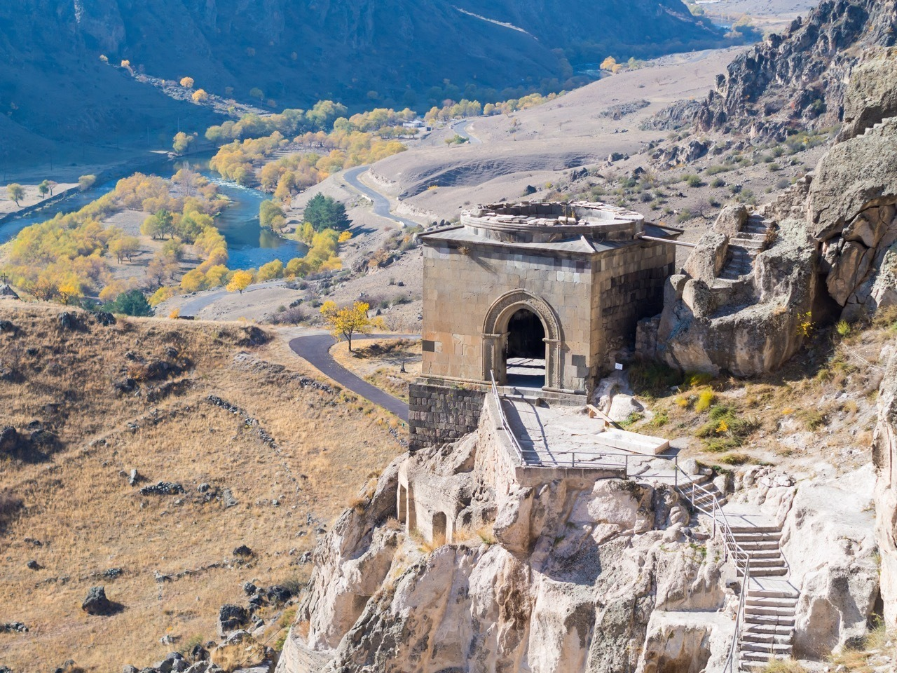 Things to do in Vardzia - Monastery