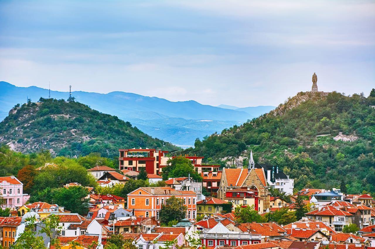 Things To Do In Plovdiv, Bulgaria - View