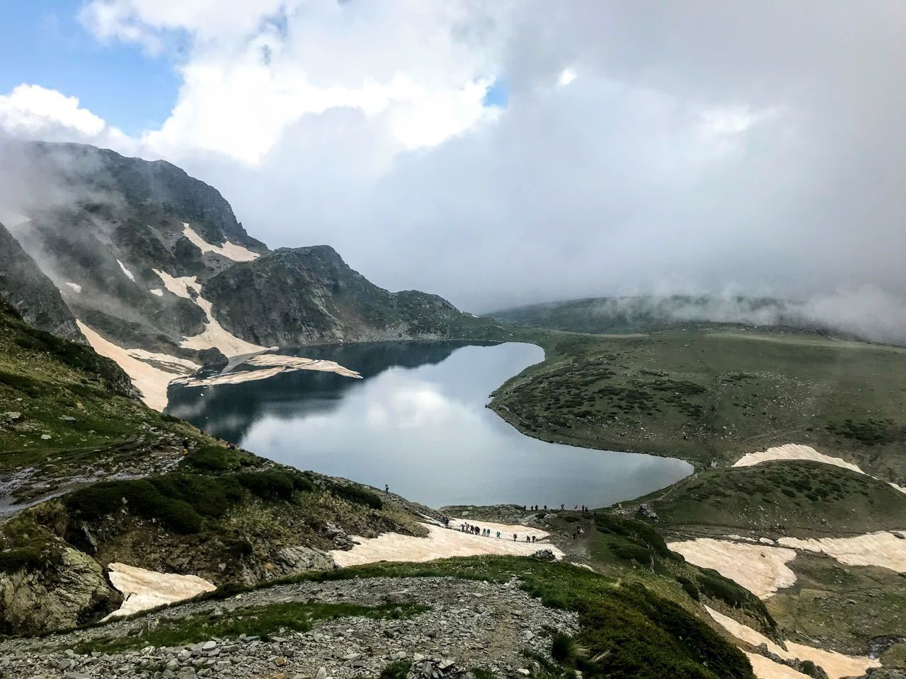 8 Ideas For Biking And Hiking In Eastern Europe_Seven Rila Lakes