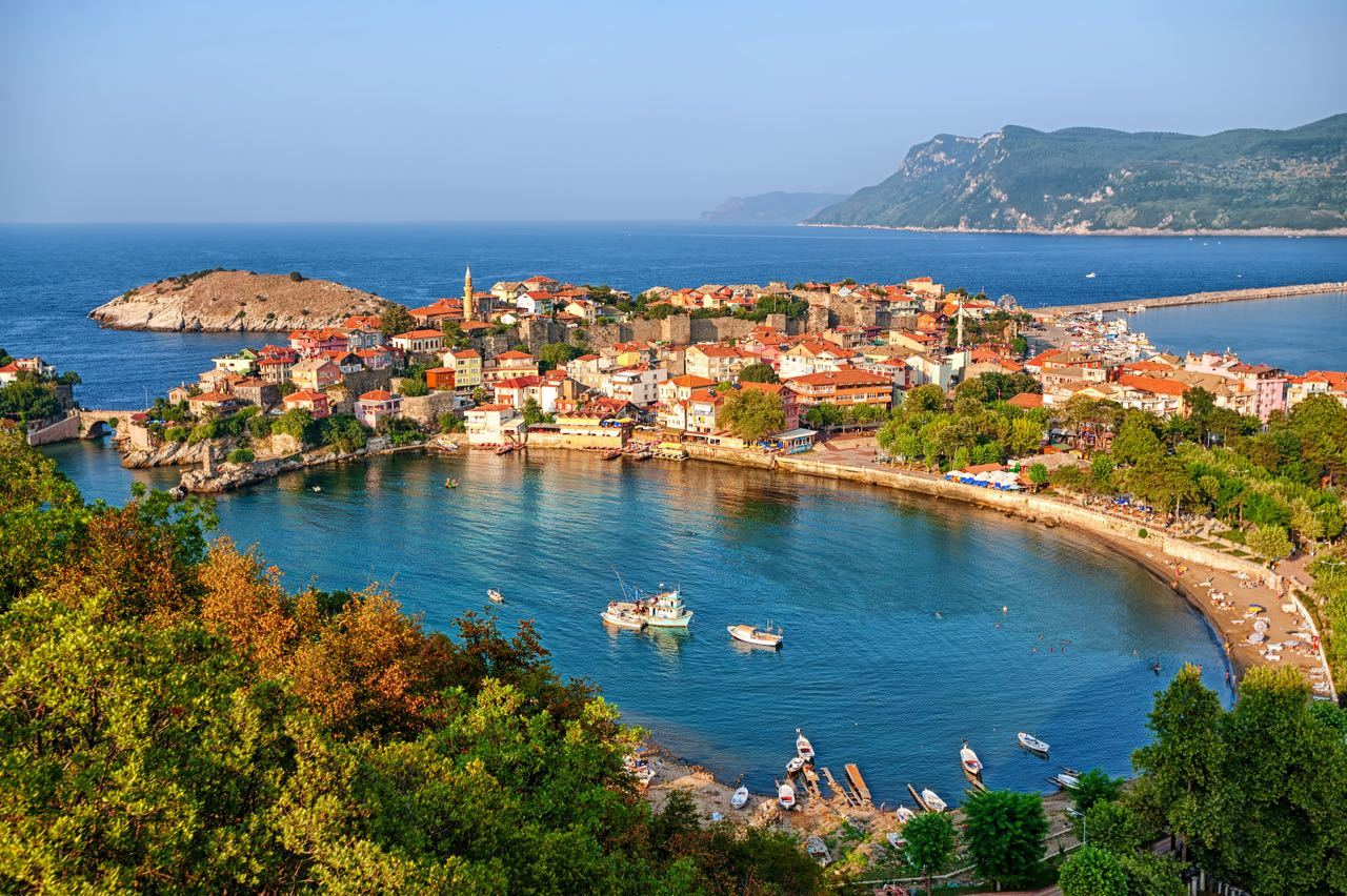Best Black Sea Beaches -Amasra