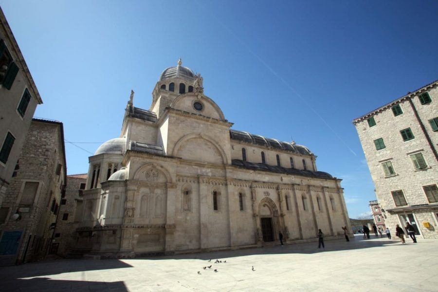 Games of Thrones Locations - Cathedral of St. James in Sibenik