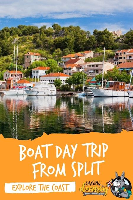 Croatia Travel Blog_Things to do in Croatia_Boat Day Trip from Split