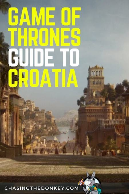 Croatia Travel Blog_Things to do in Croatia_Guide to Game of Thrones Tours and Locations in Croatia