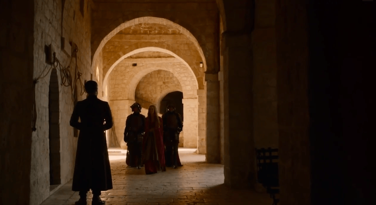 GAME OF THRONES SCENE DUBROVNIK
