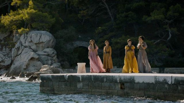 Game Of Thrones Croatia_Villa Dalmacija Whalf of Dorne