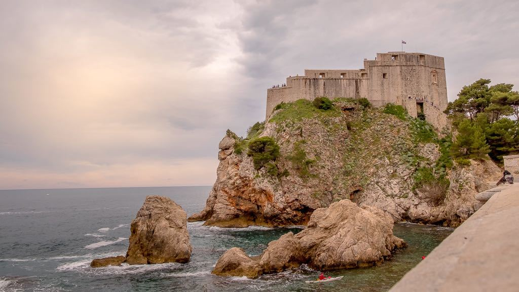 Game Of Thrones Dubrovnik Filming Locatiosn- Red Keep (1)
