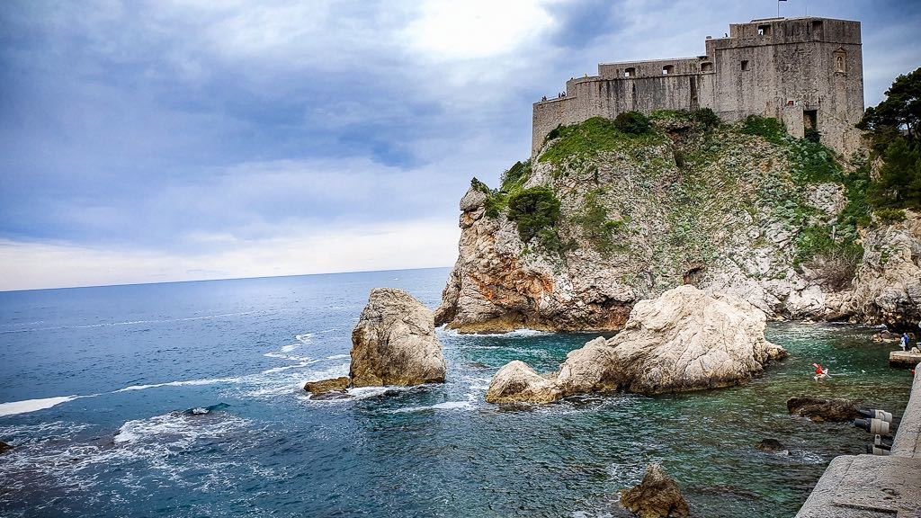 Game Of Thrones Dubrovnik - Red Keep (1)