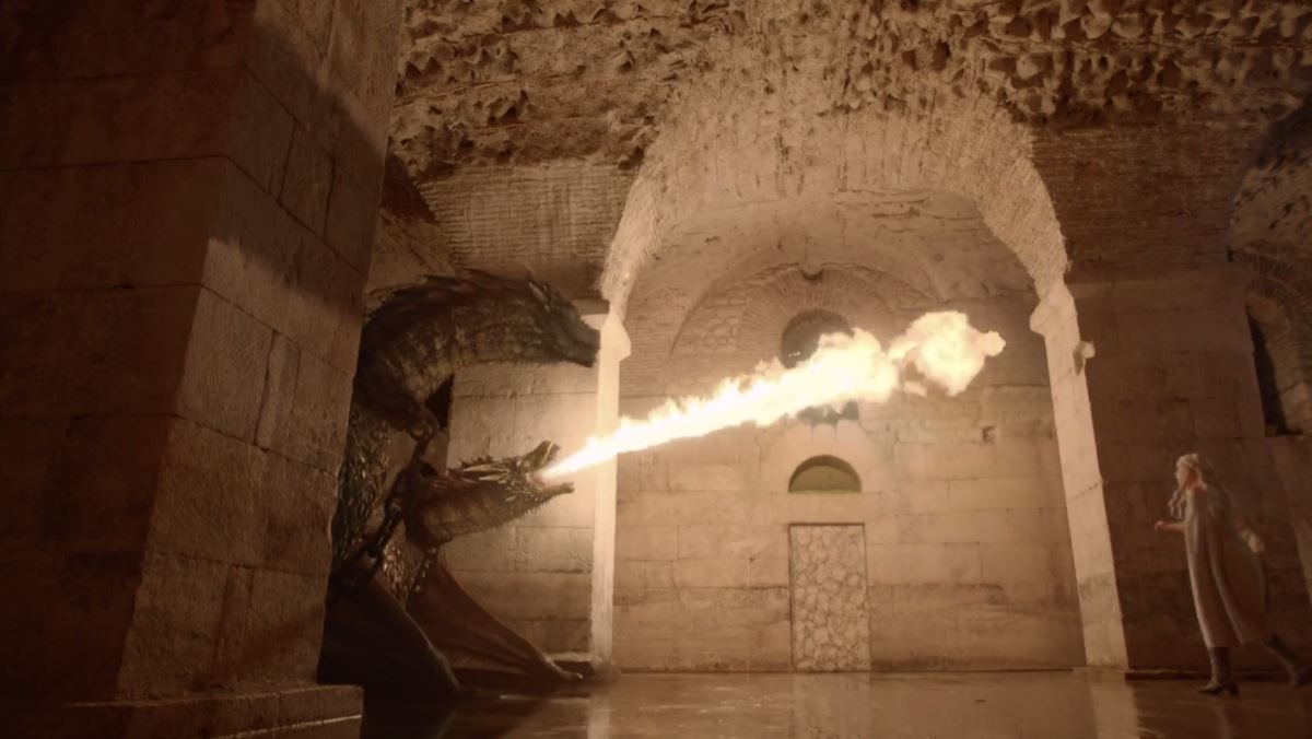 Game of Thrones Croatia_Palace