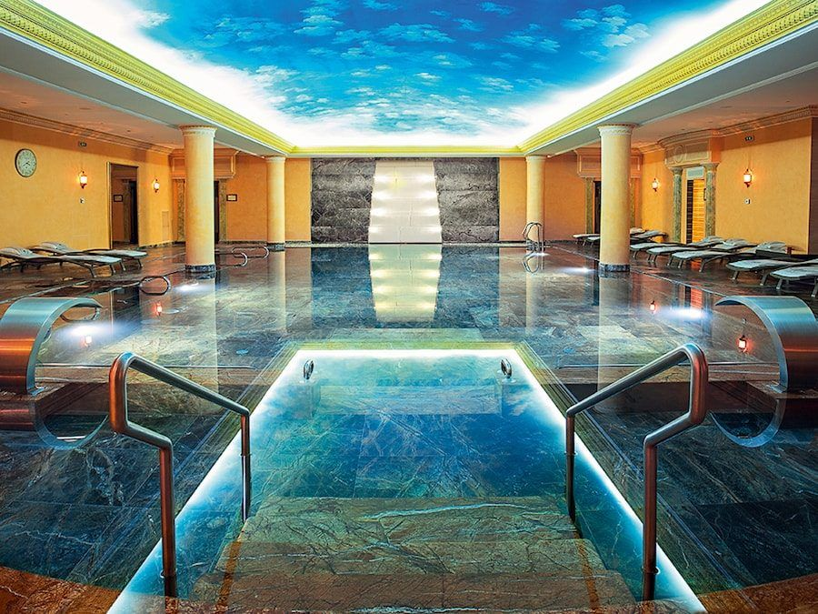 Kosovo Travel Blog_Where to Stay in Kosovo_5-Star Hotel - Swiss Diamond Hotel Prishtina