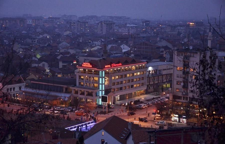 Kosovo Travel Blog_Where to Stay in Kosovo_Theranda Hotel