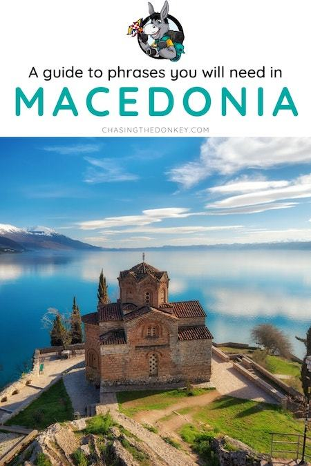 Macedonia Travel Blog_Learn How to Speak Macedonian