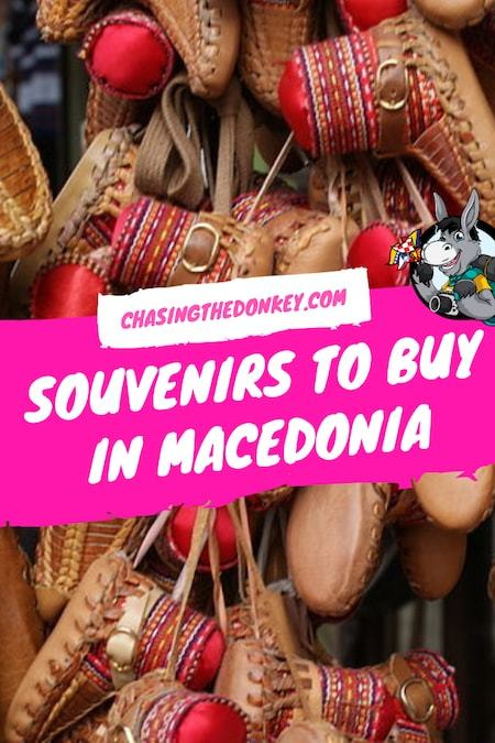 Macedonia Travel Blog_Things to do in Macedonia_Souvenirs to Buy in Northern Macedonia