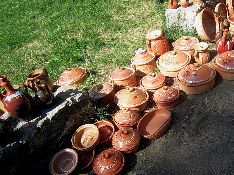 Macedonian Souvenirs_Macedonian Souvenirs_Macedonian earthenware