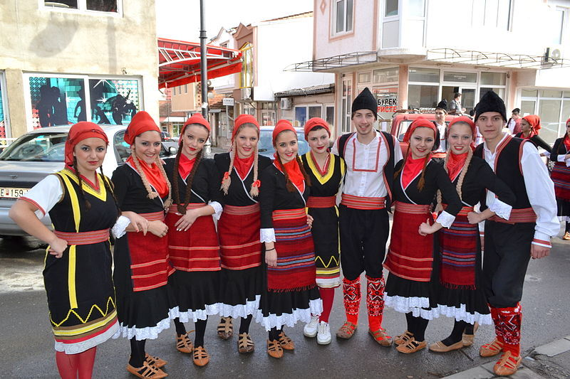 Macedonian Souvenirs_Macedonian traditional dress