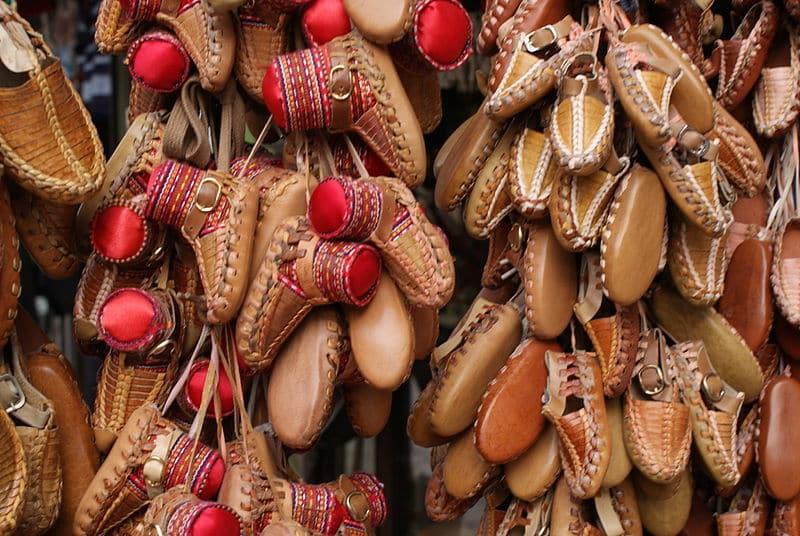 Macedonian Souvenirs_Opinci