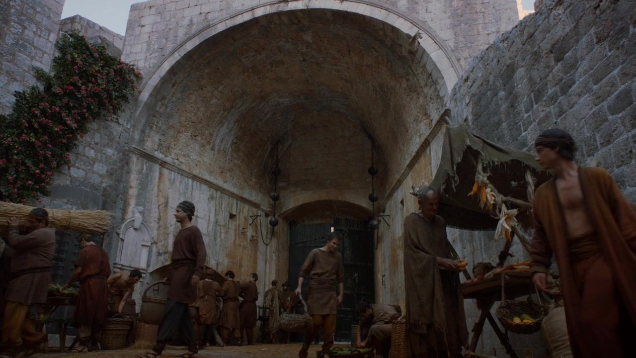 Pile Gate - Game of Thrones Locations in Croatia