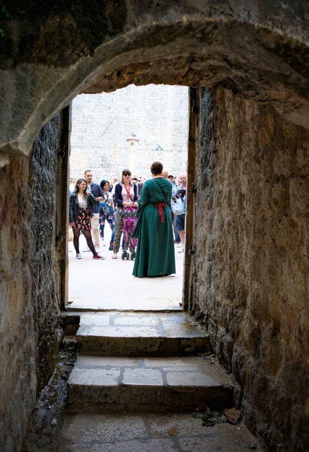 Sansa Runs Away- Games of Thrones Location