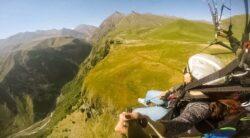 Things to do in Georgia_Sane Traveler_Paragliding