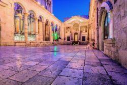 Zadar Or Split - Split Croatia Old Town architecture