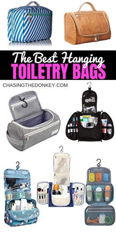 Best Hanging Toiletry Bags