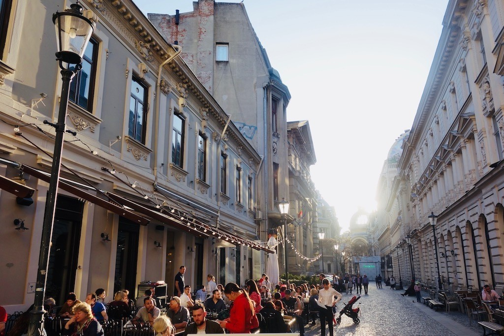 6 Day Bucharest and Brasov Itinerary - Old Town