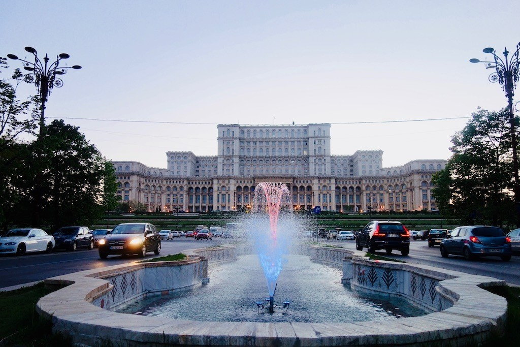6 Day Bucharest and Brasov Itinerary - Parliament