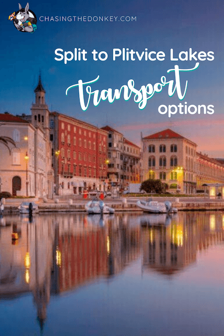 Croatia Travel Blog_How To Get From Split To Plitvice Lakes