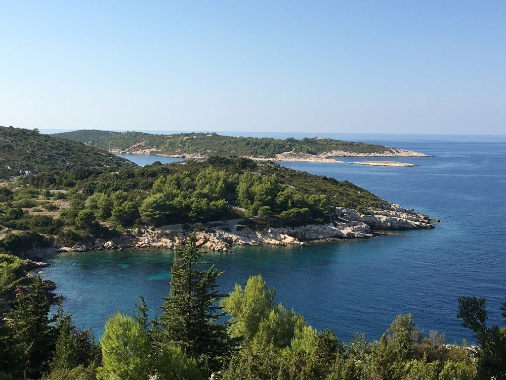 Hiking on Vis