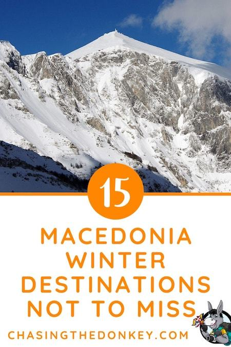 Macedonia Travel Blog_Things to do in Macedonia_15 Winter Destinations in Macedonia