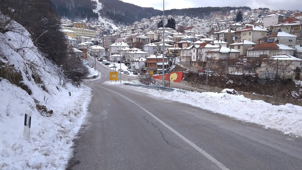Macedonia Winter Destinations_Krusevo