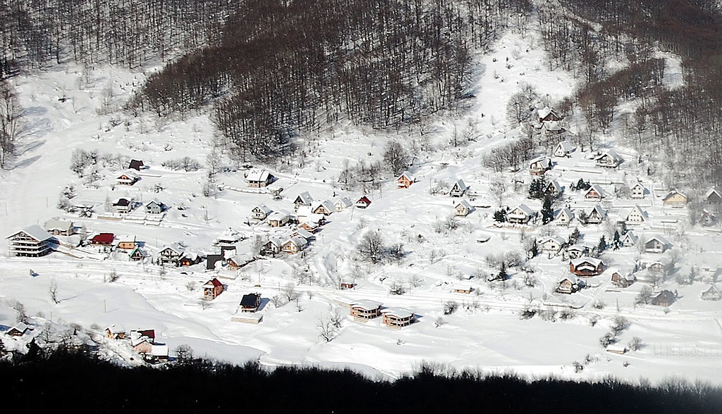 Macedonia Winter Destinations_Mavrovo