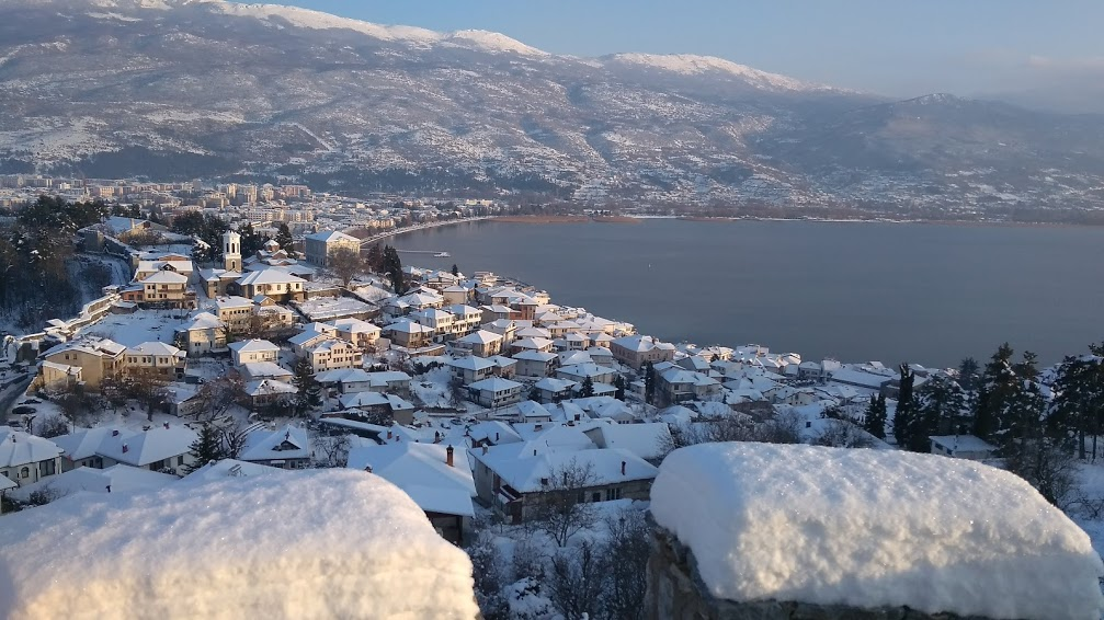 Macedonia Winter Destinations_Ohrid