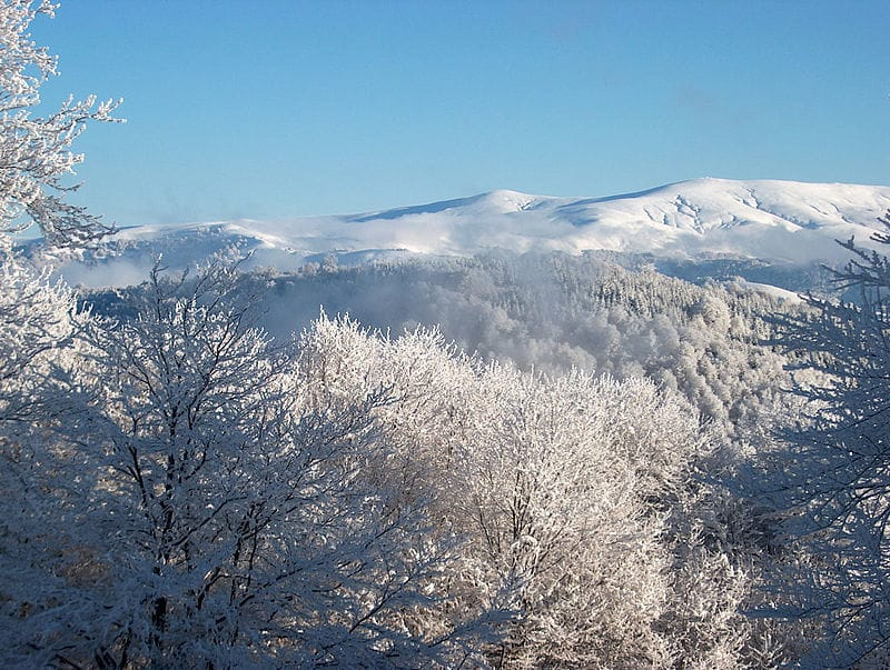 Macedonia Winter Destinations_Ponikva