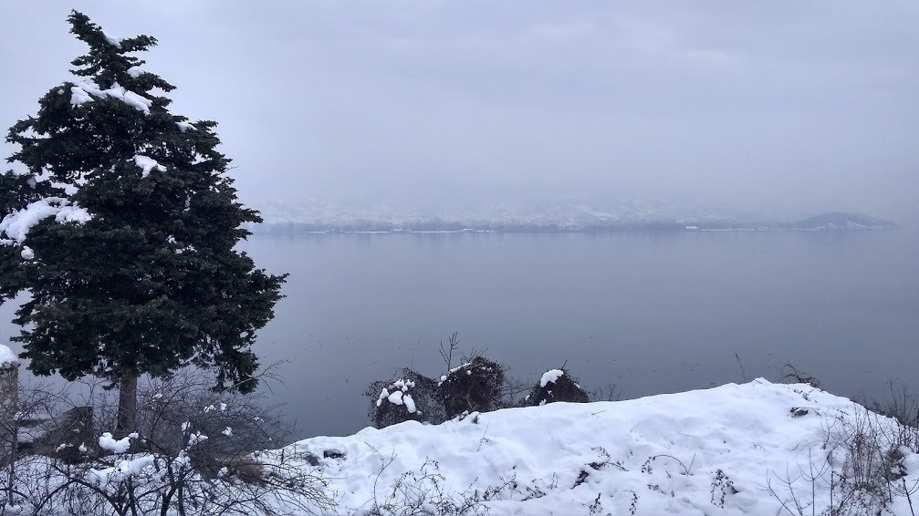 Macedonia Winter Destinations_Prespa Lake
