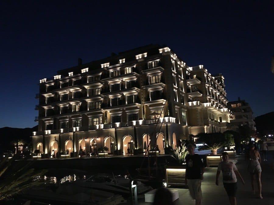 A Day in Porto Montenegro_Regent Hotel