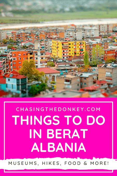 Albania Travel Blog_Best Places To Visit In Berat Albania