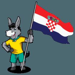 Balkan Flags_Croatia 1