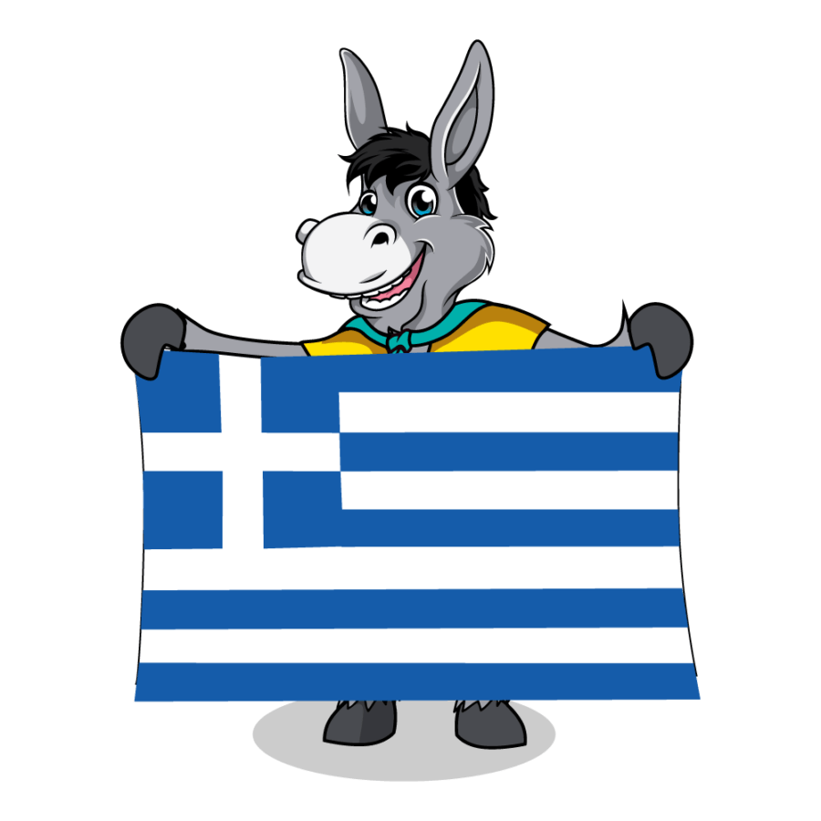 Balkan Flags_Greece 1