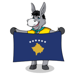 Balkan Flags_Kosovo 1