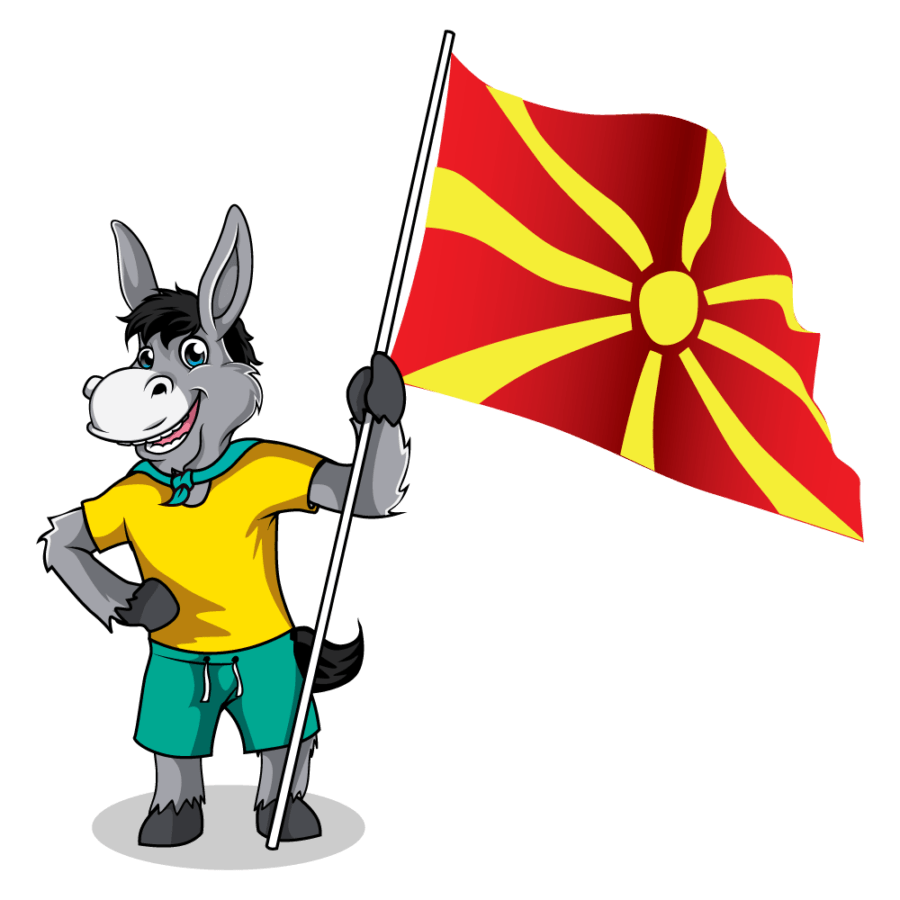 Balkan Flags_Macedonia 1