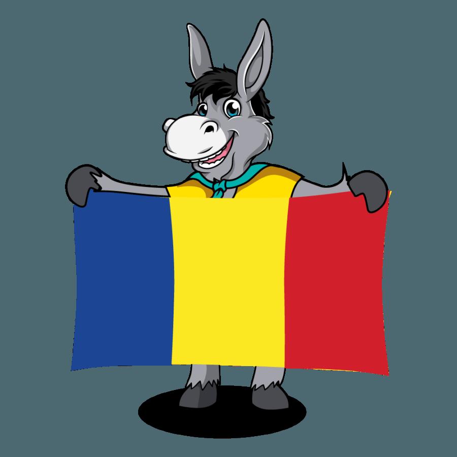 Balkan Flags_Romania 2